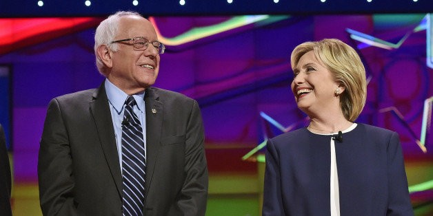 Bernie Sanders Probably Isn't Running for President to Win