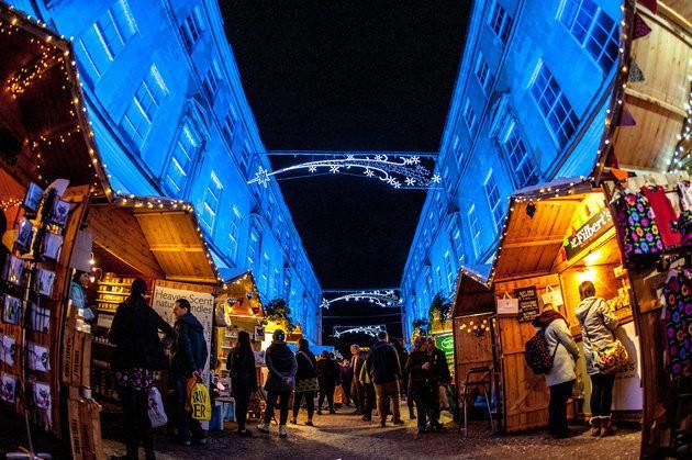 Best UK Christmas Markets In 2018, From Bath To Edinburgh
