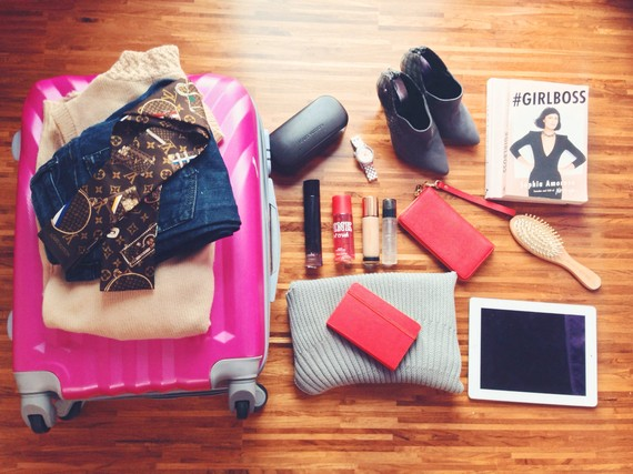 Pack Like a Pro: Tips for Traveling Light