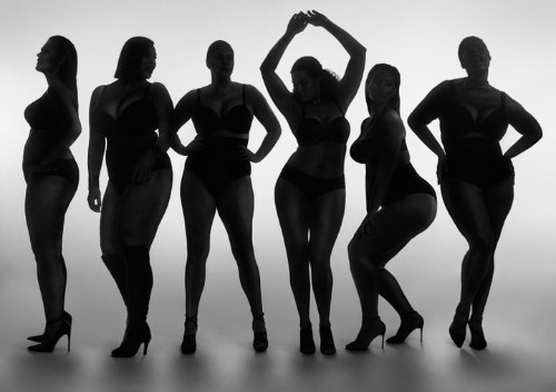 #PlusIsEqual Campaign Celebrates Women Of All Shapes And Sizes