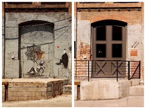 Stunning Photographs Show Brooklyn Before and After Hipsters Took Over