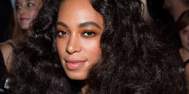 Solange Offers Awesome Reaction To Giuliana Rancic's Racist Hair Comments