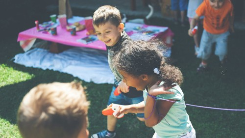 How To Keep Your Sanity During Your Kid's Birthday Party | HuffPost Life
