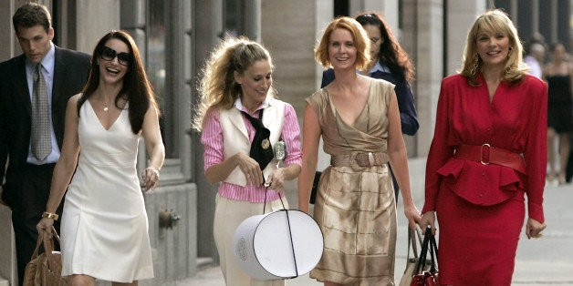 10 Cringeworthy 'Sex And The City' Fashion Moments (PHOTOS) | HuffPost Life