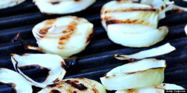 White Balsamic Grilled Vidalia Onions | HuffPost Life
