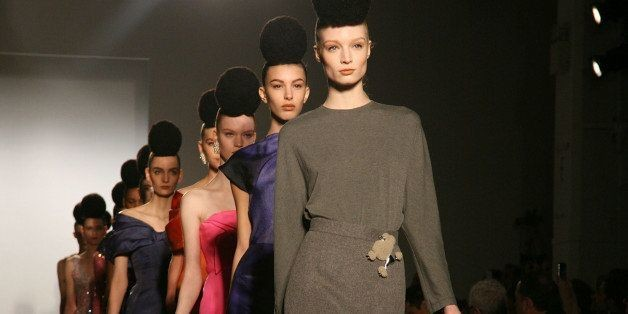 Isaac Mizrahi: The Modeling Industry Doesn't Have A Body Problem Anymore | HuffPost Life