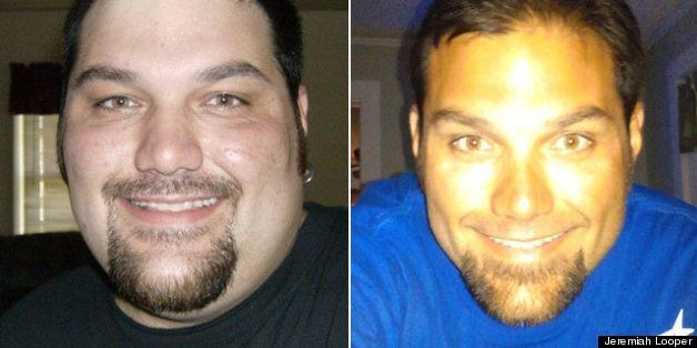 I Lost Weight: Jeremiah Looper Started Walking The Stairs At Work And Lost 142 Pounds | HuffPost Life