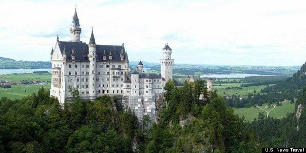World's Prettiest Castles | HuffPost Life