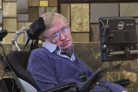 Did Hawking Just Solve His Own Paradox - or Did Einstein?