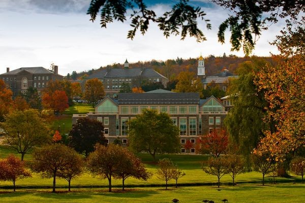 The Most Beautiful College Campuses In 2015, Ranked By Princeton Review