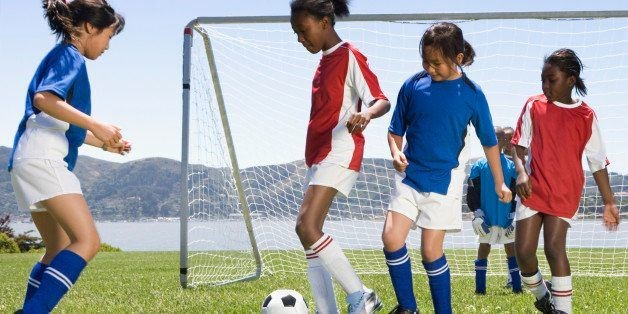 After-School Exercise May Improve Kids' Thinking Skills