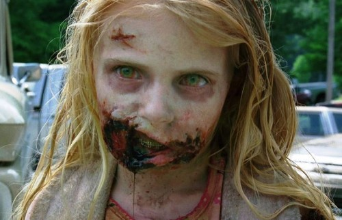 The First Zombie On 'Walking Dead' Doesn't Look Like This Anymore