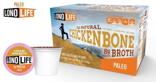Bone Broth K-Cups Are The Laziest Way To Hop On Today's Hottest Food Trend