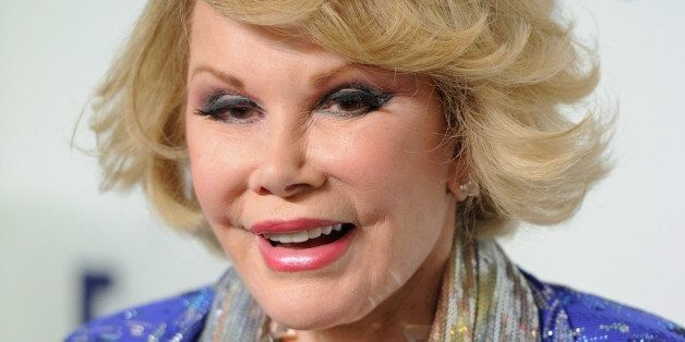 Joan Rivers' Cause Of Death Was Lack Of Oxygen To Her Brain