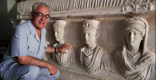 Beheaded Scholar Refused To Tell ISIS The Location Of Hidden Antiquities