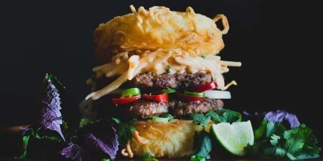 Pho-get About the Ramen Burger: How to Make a Pho Burger