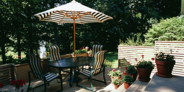 6 Brilliant and Inexpensive Patio Ideas for Small Yards | HuffPost Life