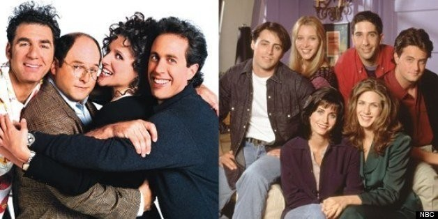 'Seinfeld' Vs. 'Friends': Which Holds Up Better?