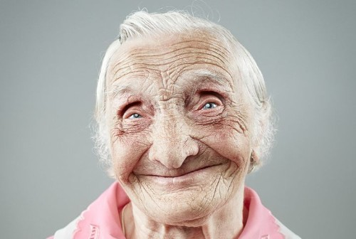 You Won't Stop Smiling At These Photos Of Happy, Grinning Seniors