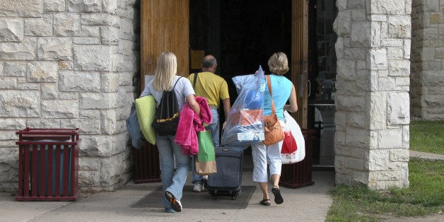 3 Sacred Rules of College Drop-Off   HuffPost Life