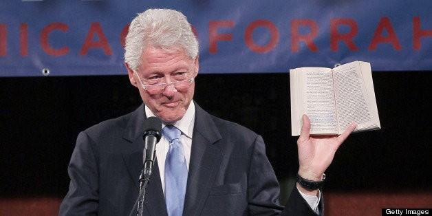 Bill Clinton's Favorite Books