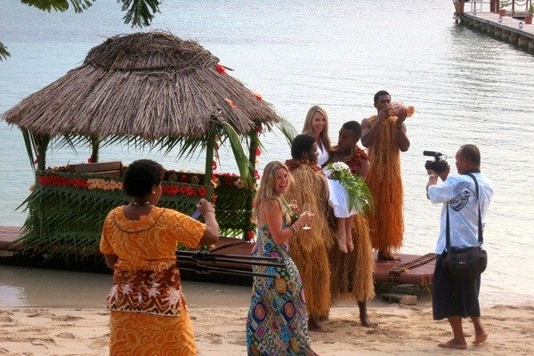 A Funny Thing Happened on the Way to the Bar, Or How I Crashed That Wedding in Fiji