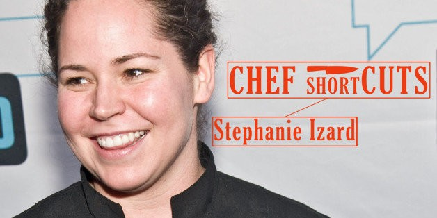 Stephanie Izard's Shortcut To A Jaw-Dropping Dinner Party Entree | HuffPost Life