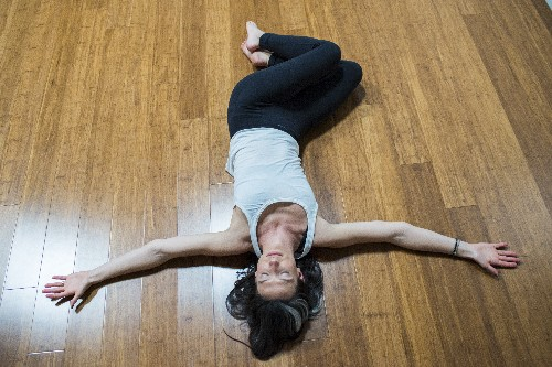 Bedtime Yoga: Three Postures to Help You Fall Asleep