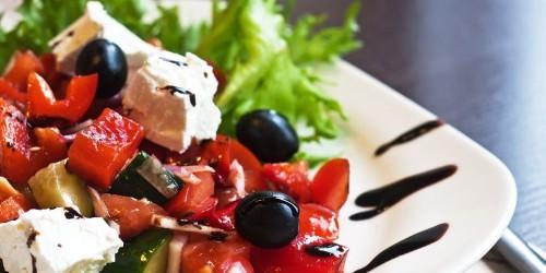 Mediterranean Diet Eating Plan