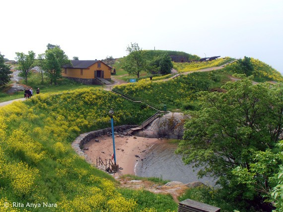 Suomenlinna: The Ultimate Destination for Travel Loners