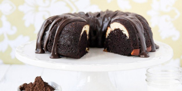A Ribboned Fudge Bundt Cake for Every Occasion | HuffPost Life