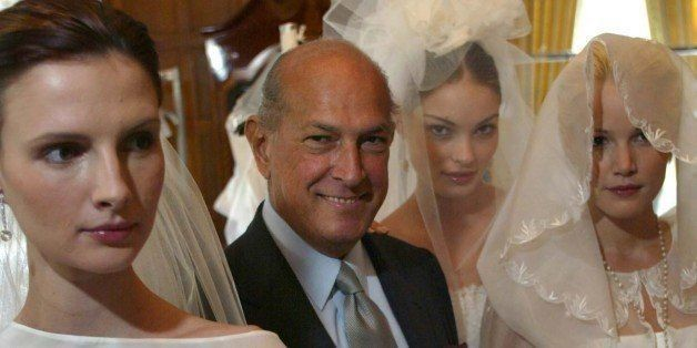 Oscar De La Renta's Wedding Dress Legacy Will Never Be Forgotten | HuffPost Life