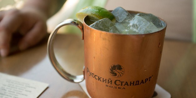 Why In The World Is It Called A Moscow Mule, Anyway? | HuffPost Life