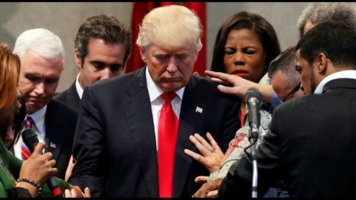 The Political Theology Of Trumpian Evangelicalism