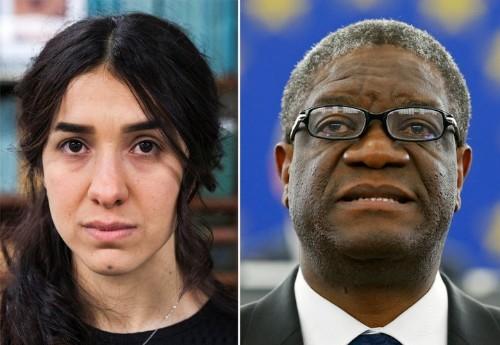 Denis Mukwege, Nadia Murad Win 2018 Nobel Peace Prize For Efforts To End Sexual Violence