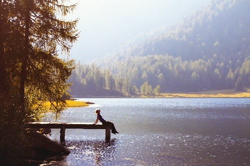 How to Practice Embracing the In-Between Stages of Life