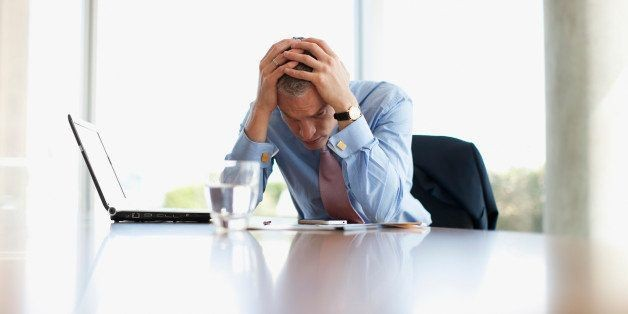 Workplace Depression Tied To How Boss Treats You: Study | HuffPost Life