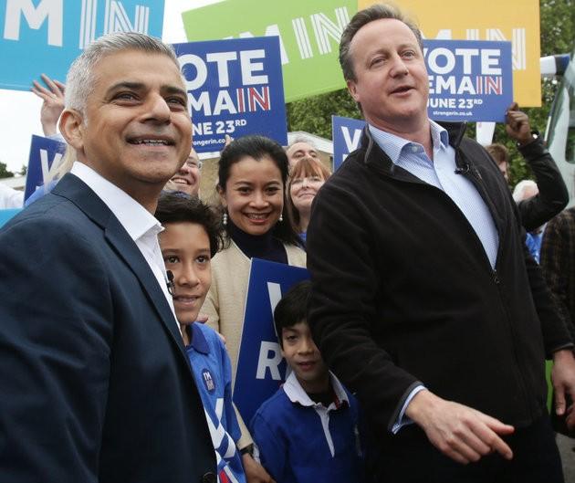 John McDonnell: Sharing Platform With David Cameron 'Discredits' Labour