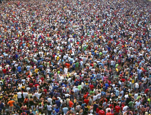 We Can't Tackle Overpopulation When The Time Comes - We Need To Talk About It Now
