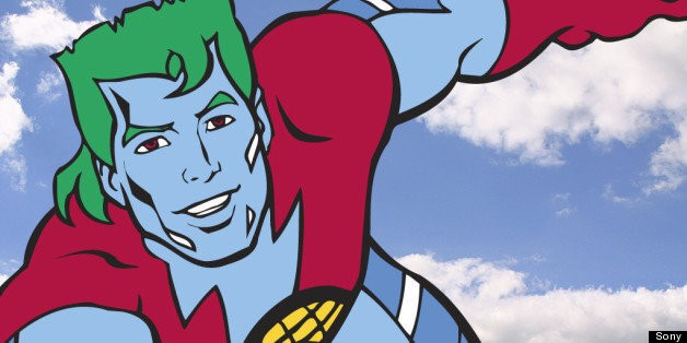 'Captain Planet' Movie Planned By Sony