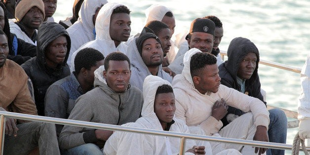 The Migrant Crisis, Here and There