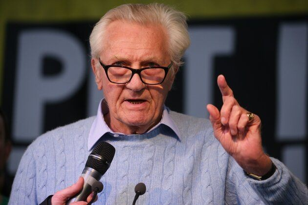Former Deputy PM, Michael Heseltine, Has Tory Whip Suspended