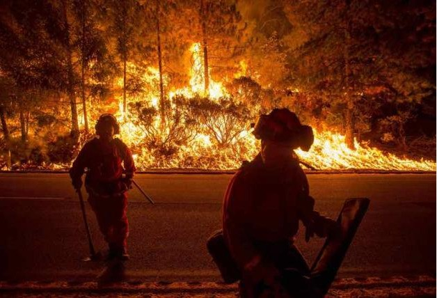 Arsonist Who Took Selfie Video Sentenced To 20 Years For Wildfires