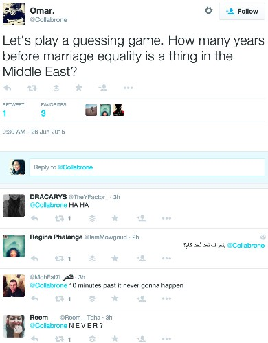 The World Reacts to U.S. Supreme Court Legalization of Gay Marriage