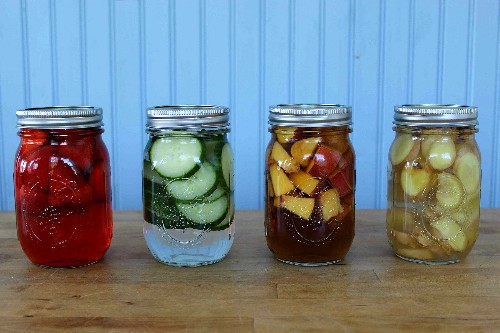 4 Essential Liquor Infusions to Close Out Summer