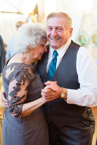 Bride's Grandma And Groom's Grandma Team Up As Ultimate Flower Girl Duo