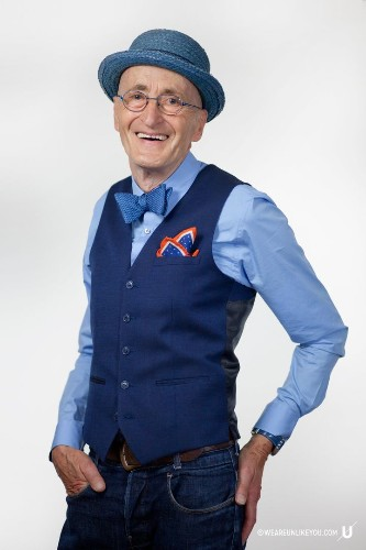 This Stylish 'Hipster Grandpa' Is Way Cooler Than All Of Us | HuffPost Life