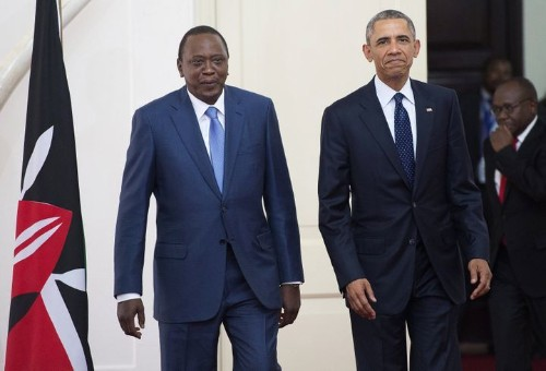 Obama Speaks Out For LGBT Rights In Kenya