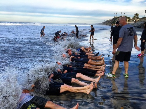 Beyond Personal Development: What I Learned From Navy SEAL Surf Torture