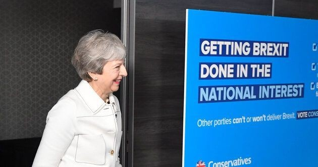 Theresa May Prepares 'Bold Offer' To Rescue Brexit Deal As Polls Point To European Elections Disaster